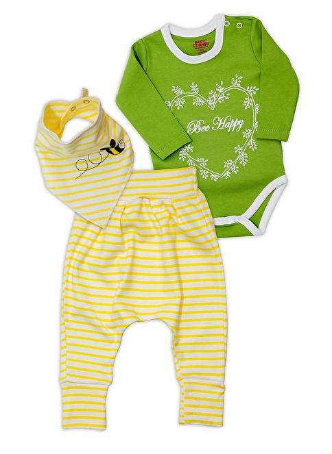 Baby Corner 3 lü Takım Yeşil